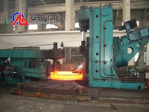 Steel ring roller horizontal ring roller machine manufacturer
