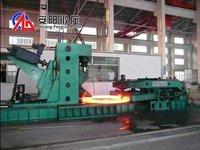 Horizontal Ring Rolling Machine Large Steel Ring Rolling Machine