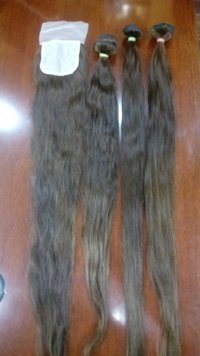 HUMAN HAIR WIG LACE CLOSURE