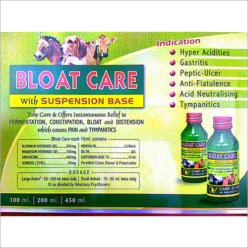 Bloat Care Mentha Oil