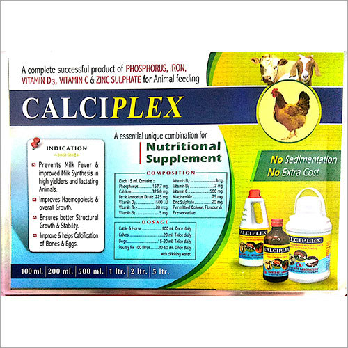 Calciplex Nutrition Supplement