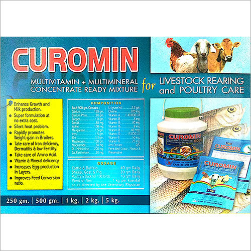 Multivitamin - Multimineral Concentrate Ready Mixture