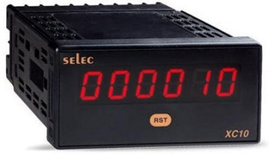 Selec XC10D Counter