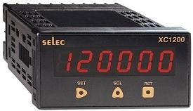 Selec XC1200 Counter