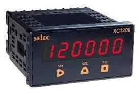 Selec XC1200-24V Counter
