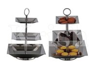 Cookies Stand - Square - 3 Tier