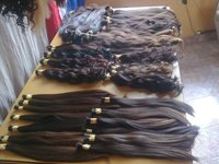 HUMAN HAIR EXTENSION LONG STRAIGHT