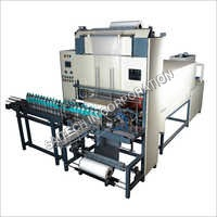 60 BPM Single Line Semi Automatic Sleeve Wrapping Machine