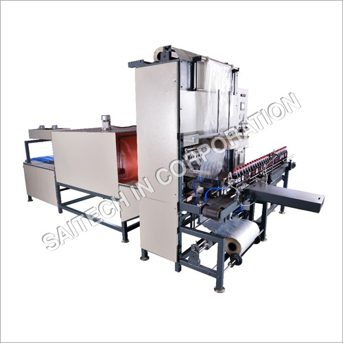 60 BPM  Single Line Fully Automatic Sleeve Wrapping Machine