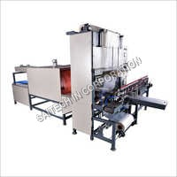 60BPM  Single Line Fully Automatic Sleeve Wrapping Machine