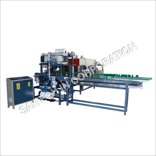250 BPM - 4 Line High Speed Shrink Wrapping Machine