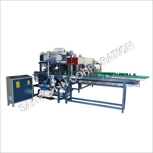 250 BPM - 4 Line High Speed Shrink Wrapping Machine