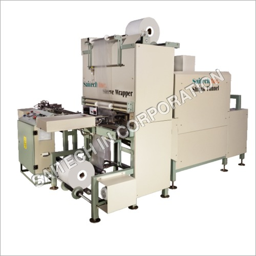 15 PPM High Speed Shrink Wrapping Machine