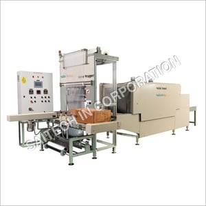 10 PPM High Speed Shrink Wrapping Machine