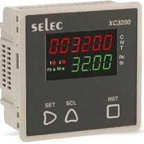 Selec XC3200-C Counter