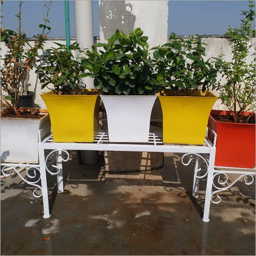 Metal Flower Pot Stand