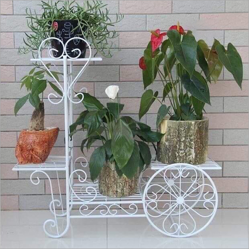 Outdoor Decorative Flower Pot Stand