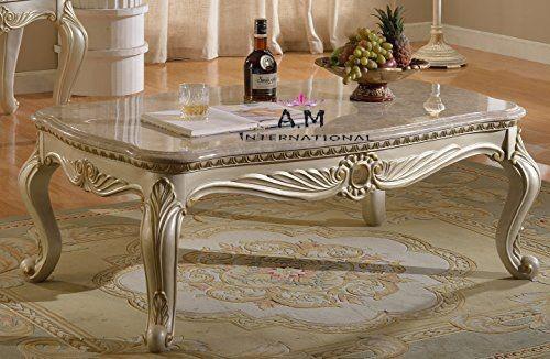 modern design teak wood center table