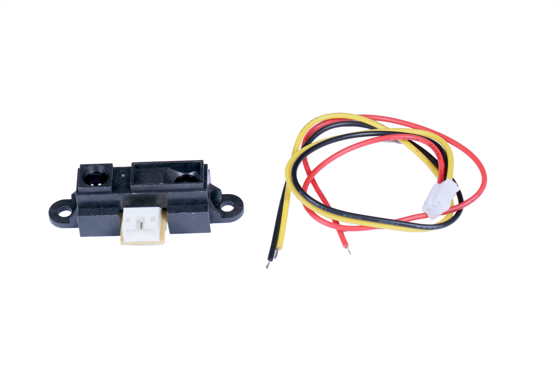 SHARP GP2Y0A41SK0F 4cm to 30cm IR Range Sensor