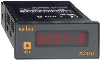 Selec XC410A-1-230 Counter