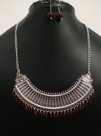 Trendy Hasli Long Necklace Set