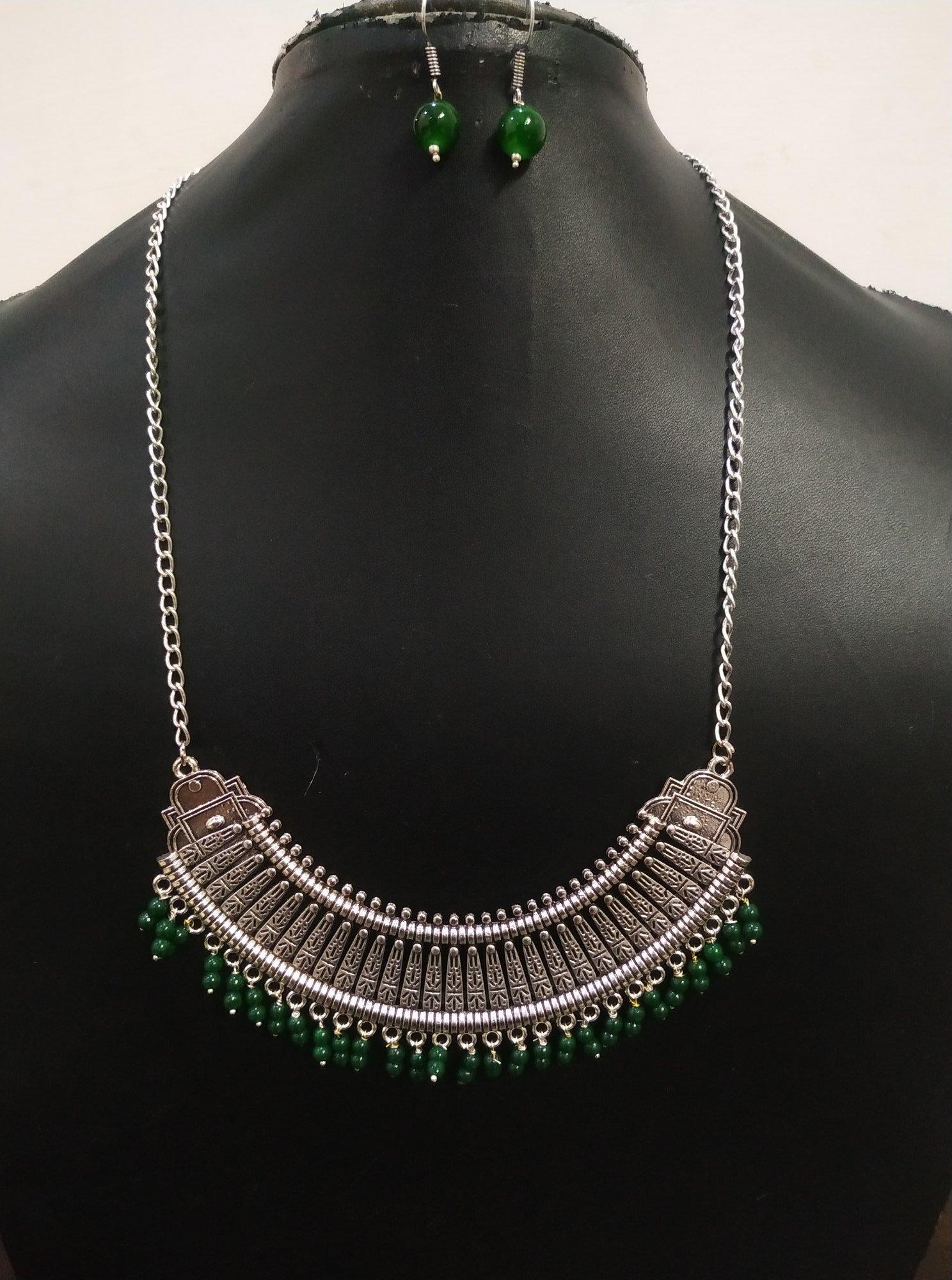 Trendy Hasli Long Necklace Set