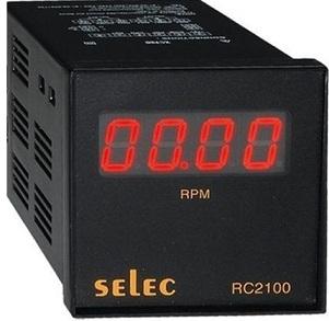 Selec RC5100A Rate Indicator
