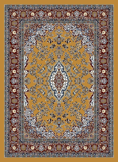 Traditional Designed Carpet