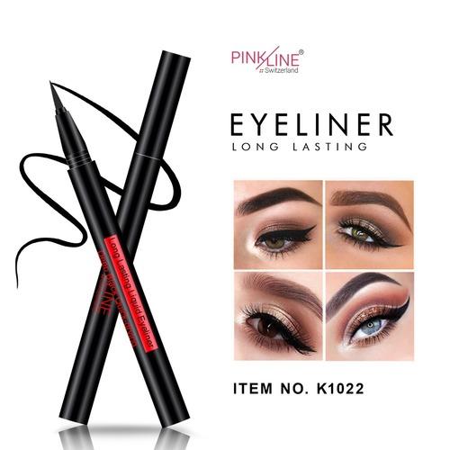 Zodak and Pink Line Waterproof Eyeliner