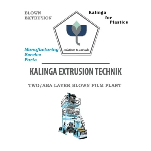 Plastic Processing Machine Extruder