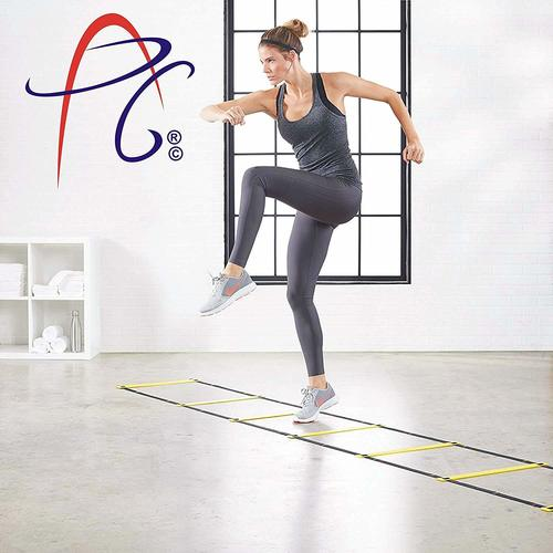 APG Sports 4 Meter Fitness Agility Ladder Training Equipment Set