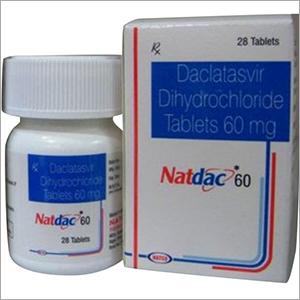 60 mg Daclatasvir Dihydrochloride Tablets