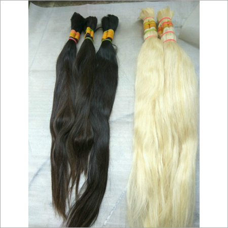Raw Indian Bulk Hair