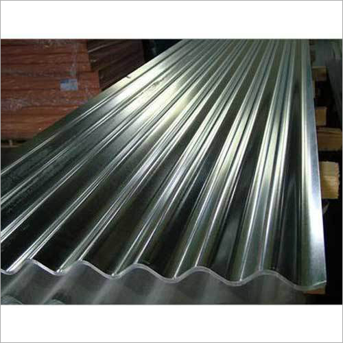 Industrial GI Roofing Sheet