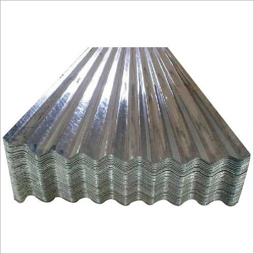 GI Corrugated Roofing Sheet