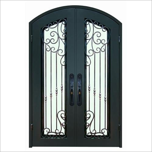 Iron Designer Door