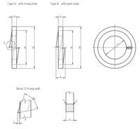 DIN 6913 Spring Lock Washers