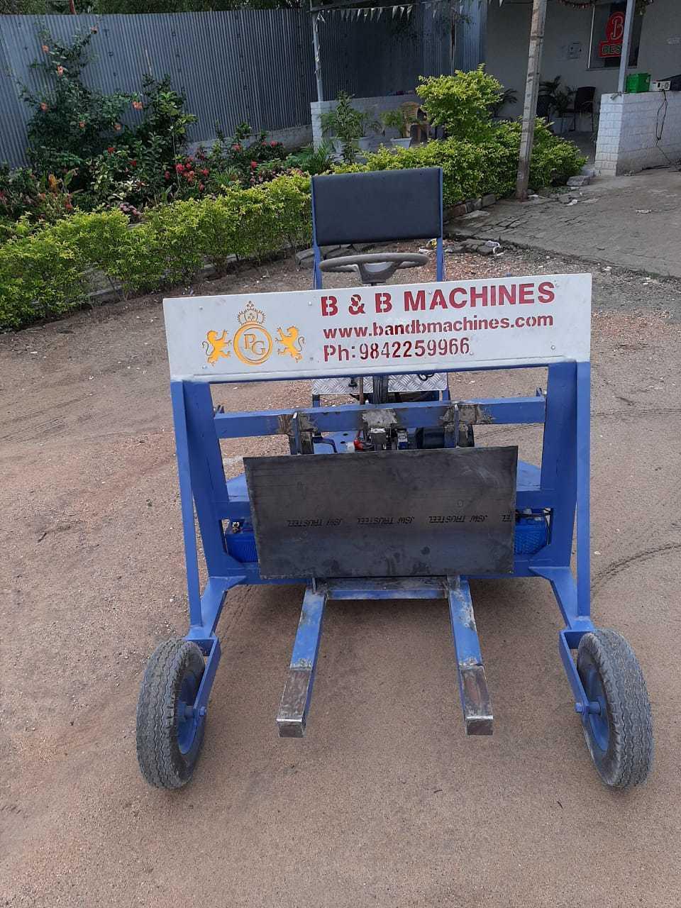 Battery Operated Hydraulic Trolley