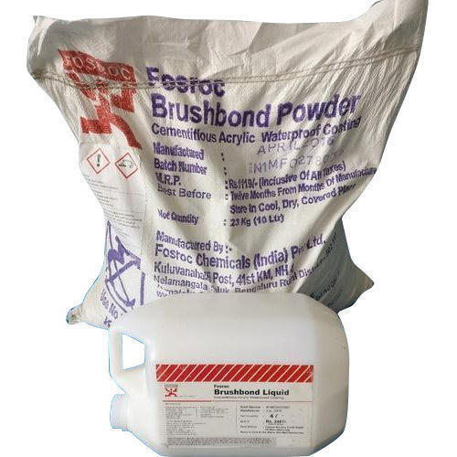 BRUSHBOND POWDER WATERPROOFING