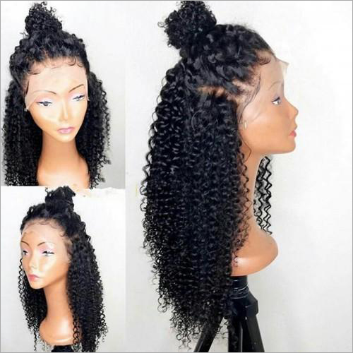 Ladies Full Curly Wig