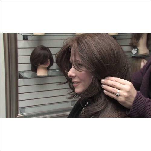 Ladies Short Hair Wig