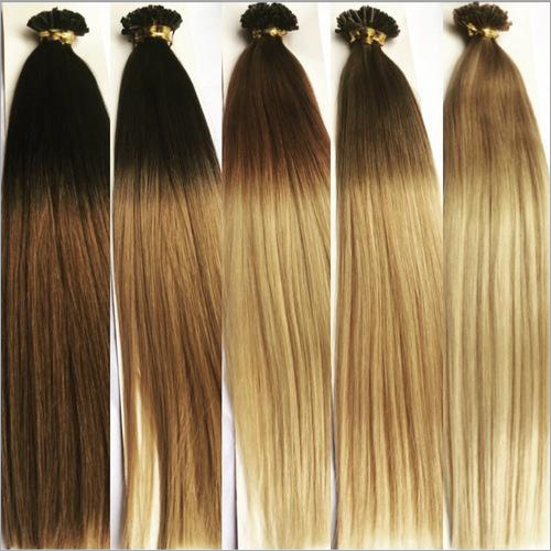 Ladies Weft Straight Hair