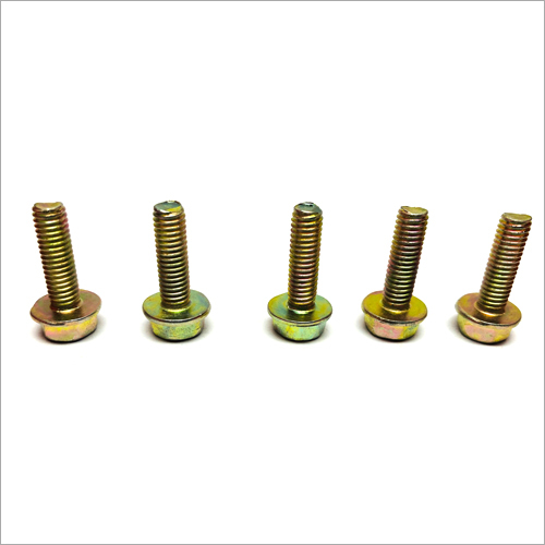 6 MM Flange Bolt