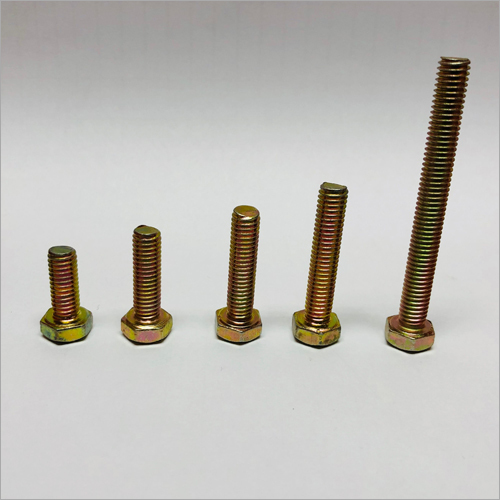 6 MM Full Threaded Hex Bolt
