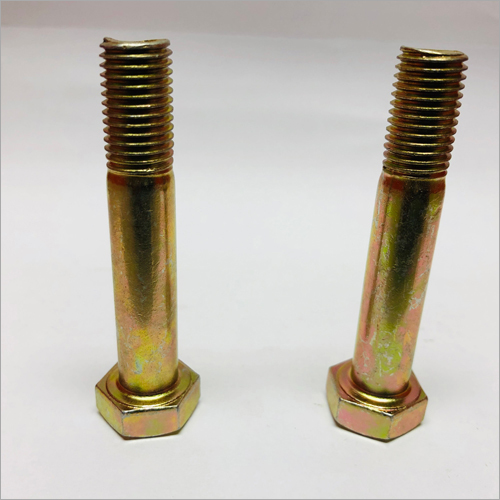 12MM Half Threaded Hex Bolt