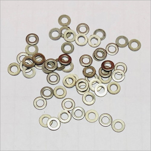 4 MM Flat Plain Washer