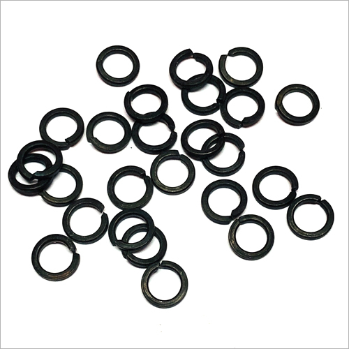 8 MM Mild Steel Spring Washer