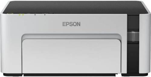 Epson EcoTank Monochrome M1120 Wi-Fi InkTank Printer Single Function Monochrome Printer  (White)