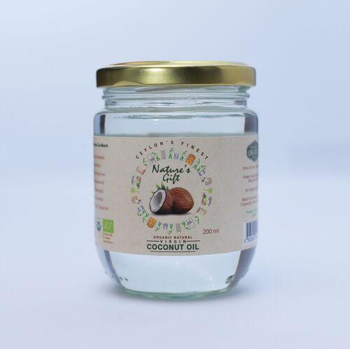 PULUP  300 ml Organic Natural Virgin Coconut Oil