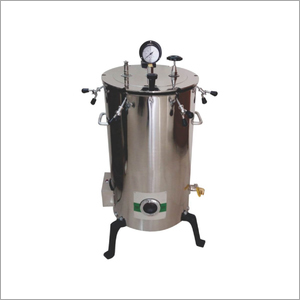 Steel Vertical Steam Sterilizer